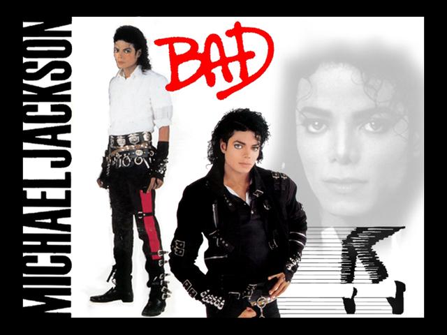 Lanzamiento del terces albun de Michael Jackson