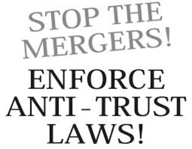 trust & Anti-trust