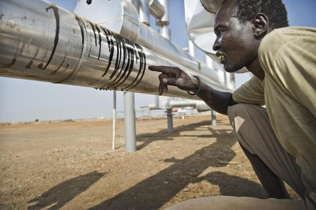 Oil is first discovered in Sudan.