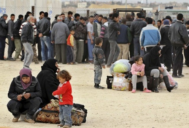 (GEO)-Refugiados na Siria