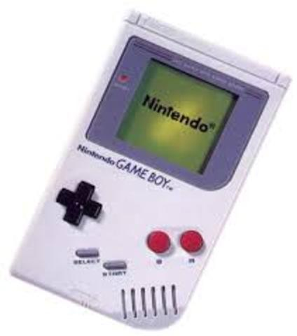 The gameboy was released