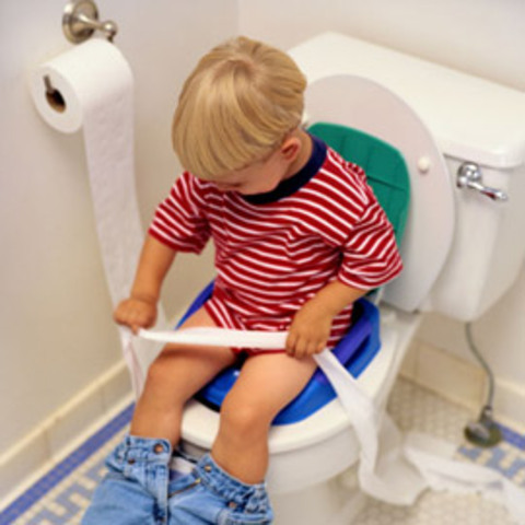 Early Years - Potty Training