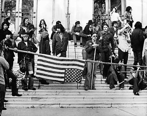 Trail of Broken Treaties March