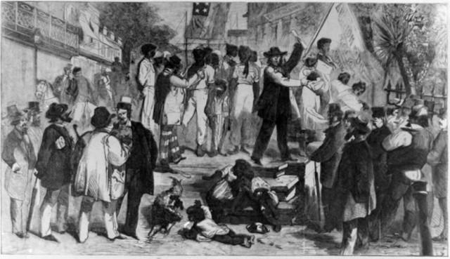 Wall Street Slave Trade