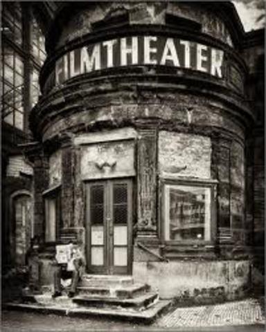 The Birth of Public Film