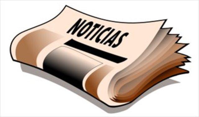 PUBLICACION DEL PRIMER PERIODICO