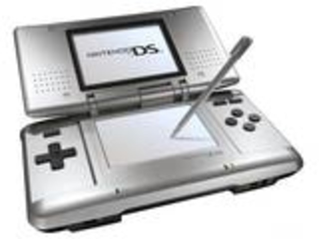 The nintendo ds was released