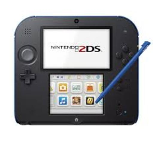 The nintendo 2ds hasd yet to be released