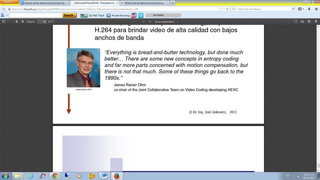 ITU-T H.265 o HEVC