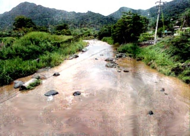 hidrografía de Sabana Grande