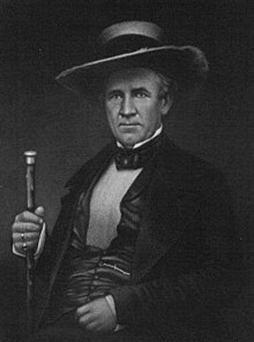 Birth of Sam Houston