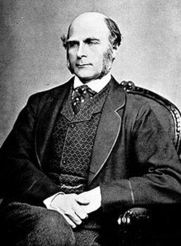 """Sir Francis Galton: """"Hereditary Genius"""""""