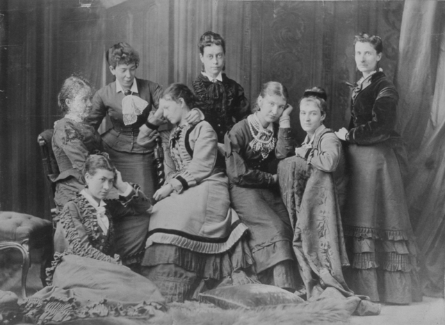 Early 20th Century Role of Women