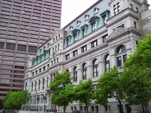 Roberts v. City of Boston