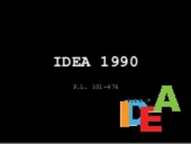 IDEA 1990