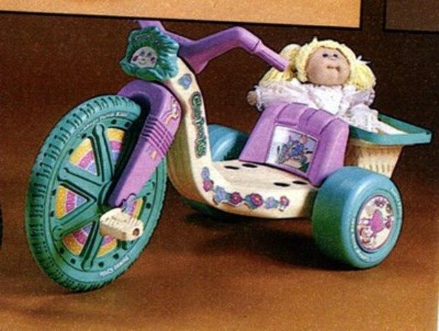 Early Childhood: Biosocial: Motor Skills at age 3