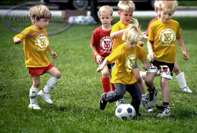 Early Childhood: Biosocial: Motor skills at age 5.