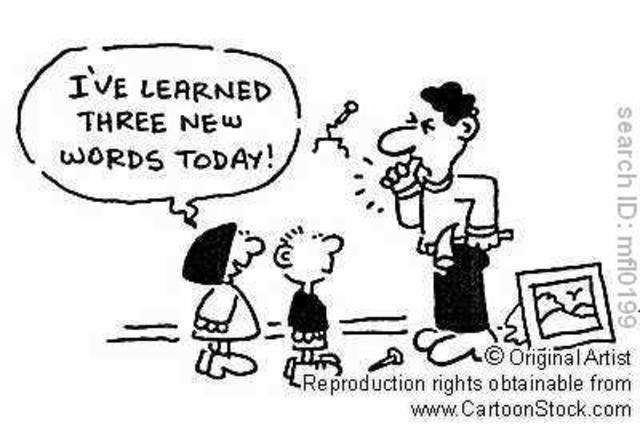 Early Childhood: Cognitive: Language at 3 years.