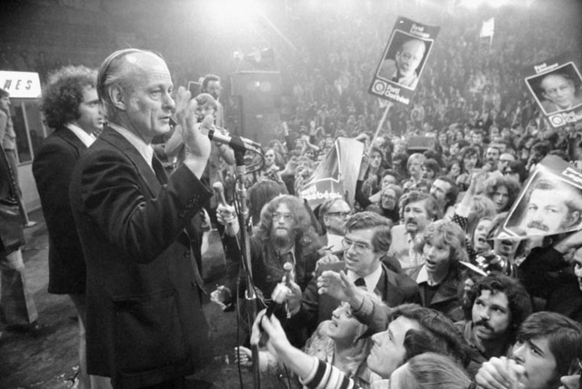 Growth of Quebec nationalism during the Quiet Revolution