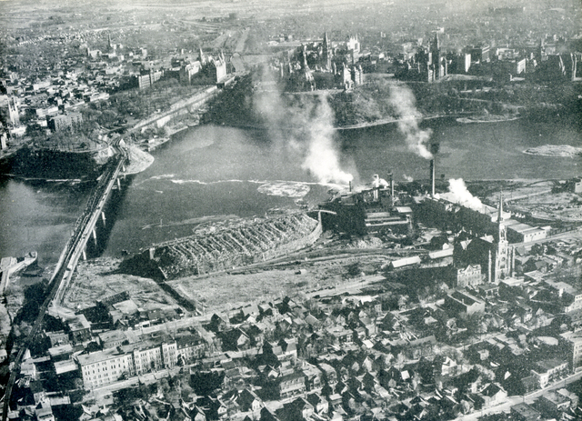 Montreal during the First Phase of Industrialization