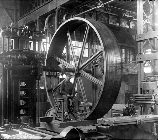 First Phase of Industrialization (after Confederation until 1900)