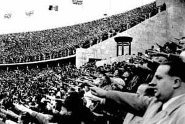 Death Camps and Olympic Games