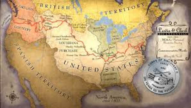 The Lewis And Clark Journey