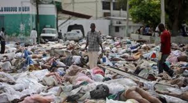 Terremoto do Haiti