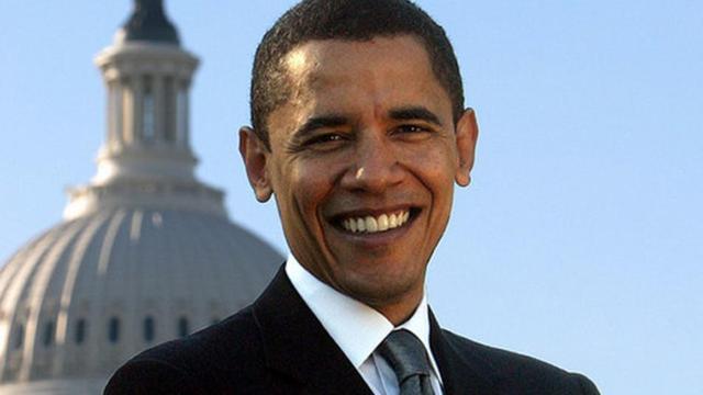 Barack Obama é eleito presidente dos EUA