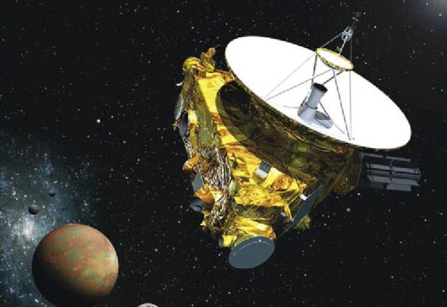 New Horizons foi lançada para Plutão
