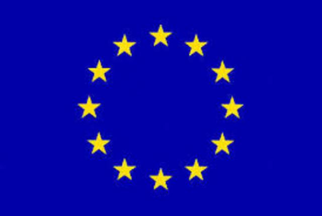 Doce países en la CE
