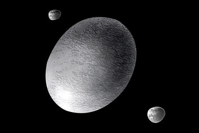União Astronômica Internacional classifica Haumea