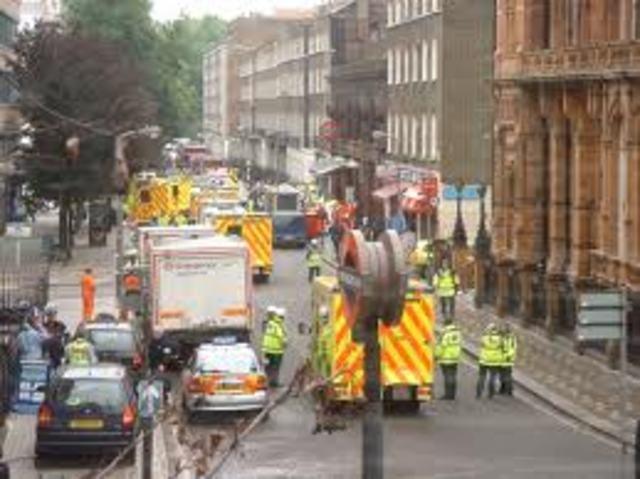Atentados terroristas em Londres