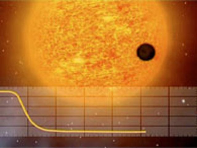 Menor planeta fora do Sistema Solar