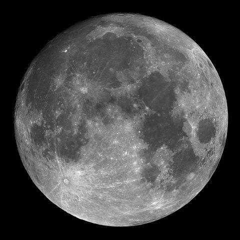 anunciou a descoberta de água na Lua
