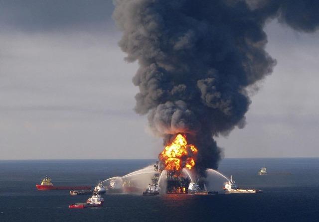 Vazamento de Petróleo no Golfo do México