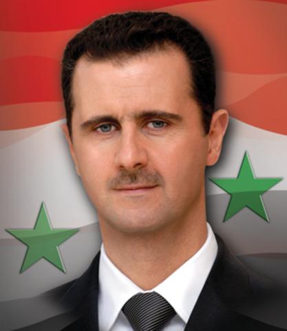 GEO- Início do mandato de Bashar al-Assad