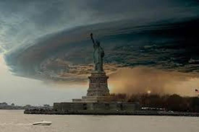 Furacão Sandy