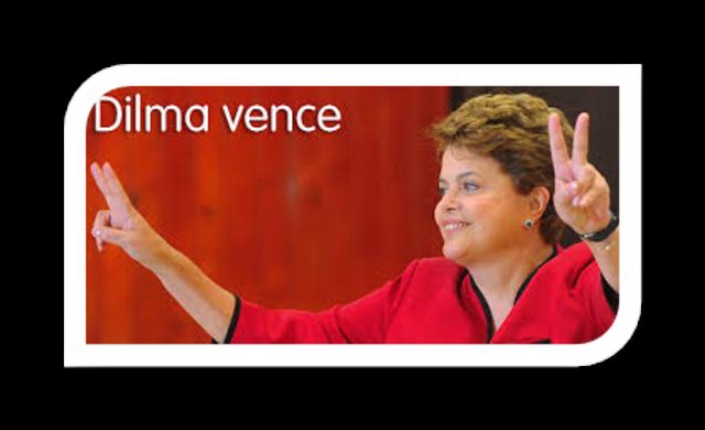 Dilma é eleita Presidente do Brasil