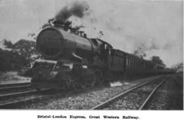 Great Western Railway Opens