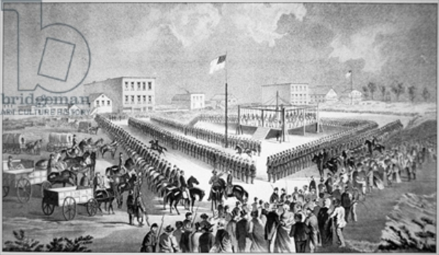 Santee Souix Uprising