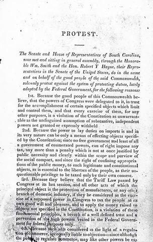 """Publication of """"The South Carolina Exposition"""""""