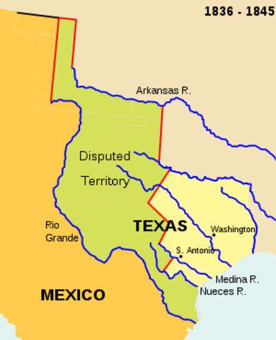 Texas: An Independent Nation