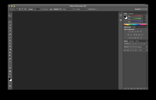PhotoShop CC (14.0)