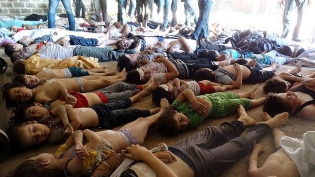 (GEO) Assad usa armas quimicas contra civis