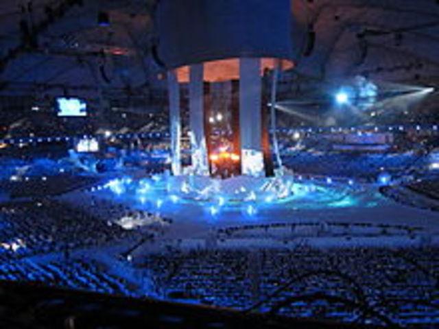 Acaba os jogos olímpicos...