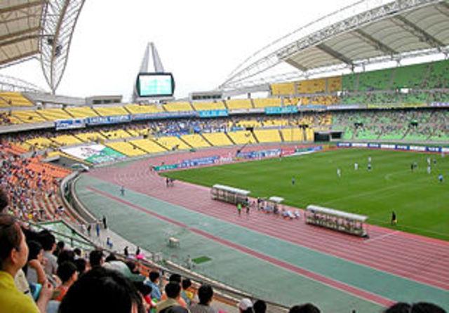 Atletismo na Coréia