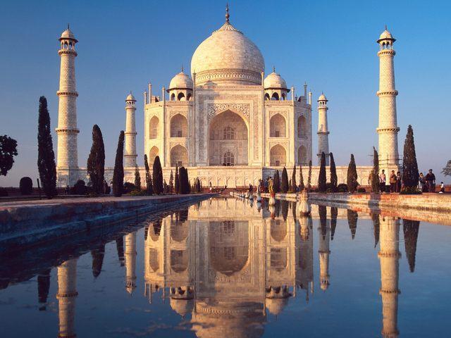 1640- Taj Mahal