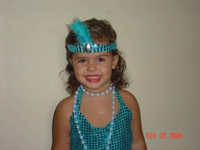Baile de Carnaval Luisa V