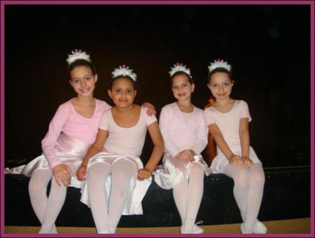 Apresentacao de danca Luisa V